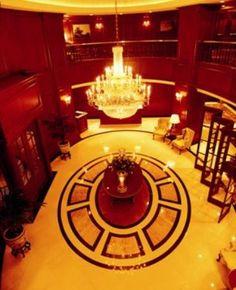 The Ritz-Carlton Santiago: Lobby