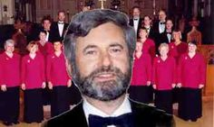 John Laing, conductor of the renown John Laing Singers of Hamilton, Ontario that have performed in twice in recent years in Sarasota under the Sister City umbrella