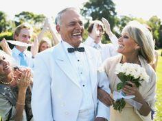Wedding dress ideas for the older bride