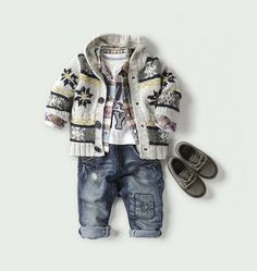 Zara; little boy outfit, now I almost wished I lived where it gets cold...almost
