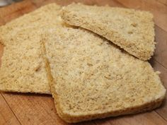 """Dukan microwave """"bread"""" and FrenchToast recipes"""