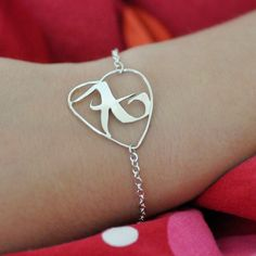 etsy.com is the best. this is a love rune bracelet. (mortal instruments)