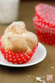 Sugar and Spice Brioche Buns
