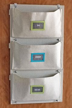 Simple mail sorting.