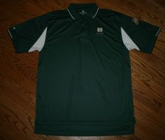 Notre dame on pinterest 985 pins for Notre dame golf shirts