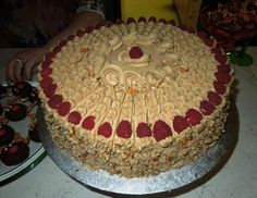 Our Christmas Latvian Cake