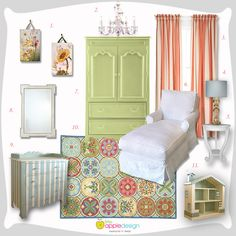 Design Board: For The Love Of Linen & LG.