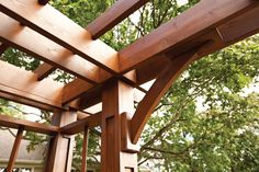 How to Build a Pergola – Canadian Home Workshop Magazine