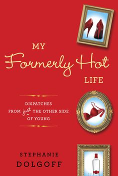 GREAT book!!  P.S. You are not allowed to read this book if you are still in your 20s.  ;)
