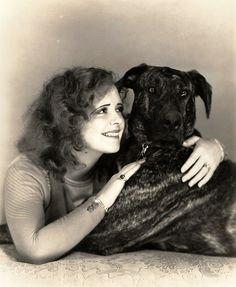 Clara Bow, 1928.  The original IT girl.