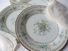 Vintage Noritake Guild Collection Springlow Floral by thechinagirl, $36.50