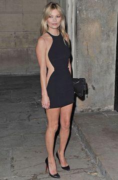 Kate Moss wearing Stella McCartney