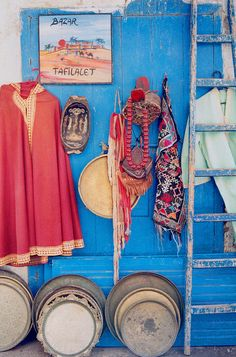 Colours from Morocco