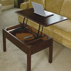 Pop-up Coffee Table.