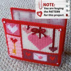 valentine napkin ring craft