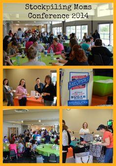 Stockpiling Moms Conference 2014 Recap - a fun day of fun and fellowship!