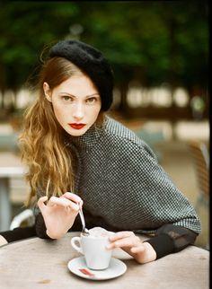 I love berets