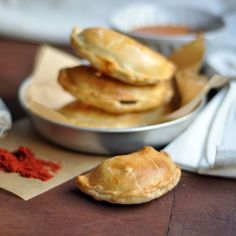 Argentinian Beef Empanadas.  Okay, see, now I just want to make Latin American food.