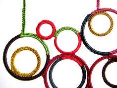 Roundelay Necklace