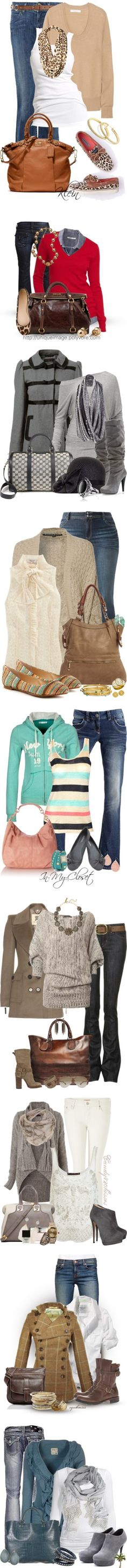 casual comfortable outfits, woman fashion, fall fashions, closets, winter outfits, animal prints, shoe, leopard prints, coats