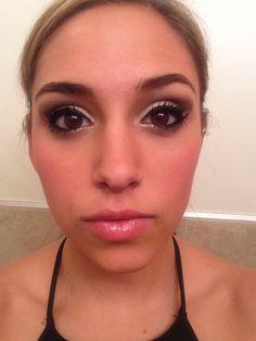 Naked 2 Palette Makeup