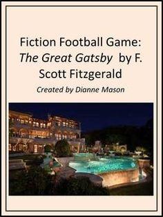 Essay F. Scott Fitzgerald's The Great Gatsby