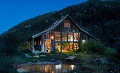 weekend getaway, ghost towns, log cabins, resort, hotel