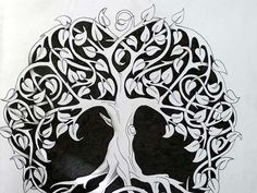 Celtic calendar and astrology was based on trees tree