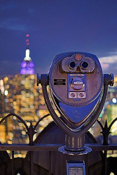 The Empire State Building, Manhattan.