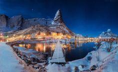 Nothern Matterhorn by Daniel Korzhonov