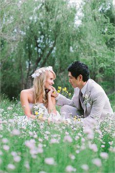wedding photography by Rachel Solomon #weddingphotography #brideandgroom #weddingchicks http://www.weddingchicks.com/2014/02/20/casual-elegance-wedding-for-under-7k/