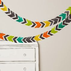 Fabulous Friday Challenge: Graphic Garland