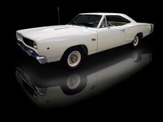 1968 Dodge Coronet RT 440 Magnum V8 375 HP