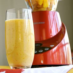 Sunshine Smoothie, from Cooking Light