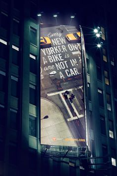 Bike Like A New Yorker by Advertising Agency - Mother, New York, USA