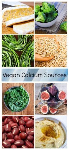 25 Vegan Sources for Calcium