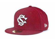 South Carolina Gamecocks New Era 59Fifty NCAA AC Hats