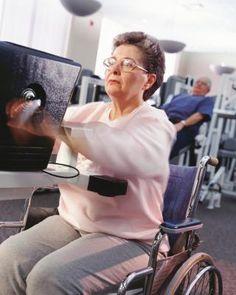 Wheelchair Exercise Programs for the Elderly