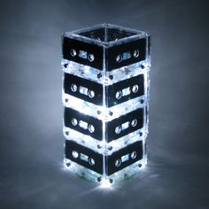 Mixtape Light White  by Stacey Iden