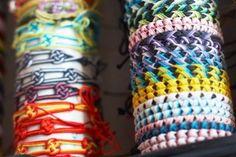 Hemp Bracelet Patterns