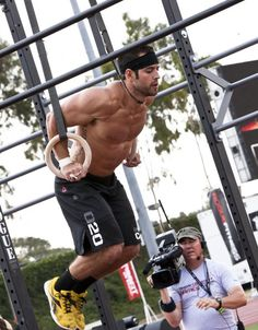 2011 Crossfit Games Champion - Rich Froning