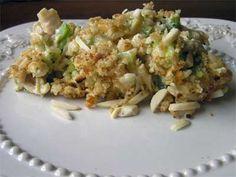 broccoli cheese casserole Chicken Broccoli Cheese Casserole