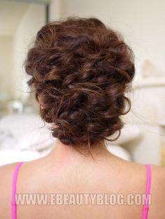easi messi, hair tutorials, bridesmaid hair, wedding hairs, messi updo