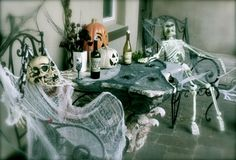 Halloween Fun, Outdoor Halloween Decorations, Holidays Design