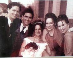 Caviezel | eyesofwitt:Jim at his sister's wedding with his younger brother and ...