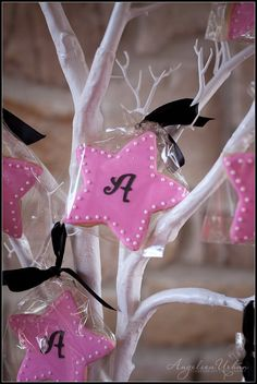 Antonia's Pink Carnival Birthday