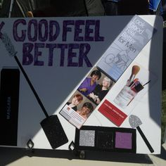 Promote Look Good Feel Better at Relay.