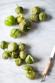 Vegetarian Enchiladas Verde | Flourishing Foodie