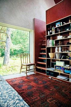 Small Space Planning - Nature - Windows - Earth and Nature Inspiration