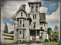 The Knox House by muffet1.deviantart.com on @deviantART